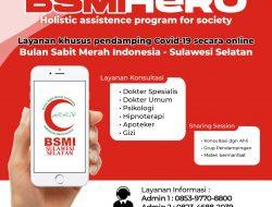 BSMI Sulsel Membuka Program BSMI HeRO, Solusi Buat Masyarakat Isoman