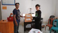 Perpustakaan Nasional Beri Bantuan Perpustakaan Desa Makkawarue Kabupaten Sinjai